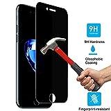 Huhuswwbin Pellicola Protettiva, Privacy Pellicola Proteggi Schermo in Vetro temperato di Alta Qualit¡§¡è per iPhone 5 5S 6 6S 7 Plus - Nero per iPhone 6 / 6S