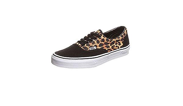 Vans Era Unisex Leopard Print \u0026 Black