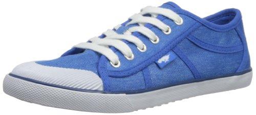 Foguete Cão Amaya Damen Sneaker Blau - Bleu (calçada Giz Azul)
