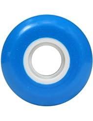 USD 700474 55 - Rueda para patines en línea (adulto), color azul