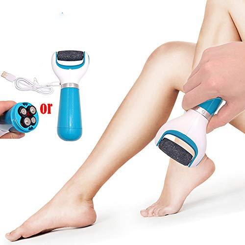 Preisvergleich Produktbild CAIBUTOU Velvet Smooth Pedi Wet & Dry Elektrischer Hornhautentferner,  wiederaufladbar,  Akku,  Pediküre,  Fußpflege,  1 Gerät inkl