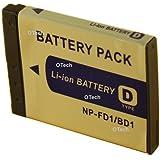 Batterie compatible pour SONY DSC-T300