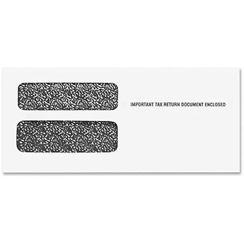 Tops - Double Window Envelopes F/1099 Form, 9