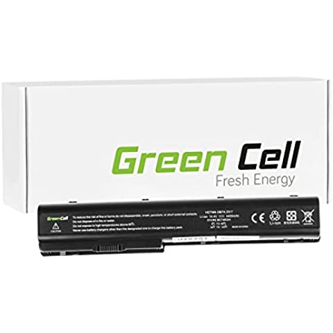 Green Cell® Standard Serie Batteria per Portatile HP HDX X18-1205TX
