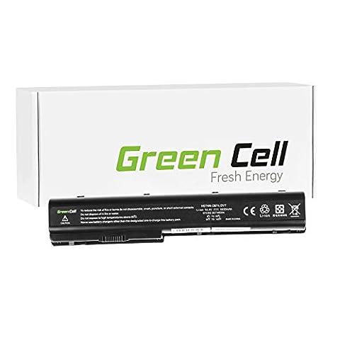 Green Cell® Standard Series Battery for HP Pavilion DV7-1210EA Laptop