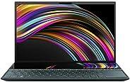 ASUS Zenbook DUO 14 (UX481FL-HJ105T), 14-calowy laptop Full HD (16 GB RAM, 512 GB HDD, WV-T, niebieski, Window