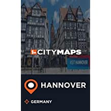City Maps Hannover Germany (English Edition)