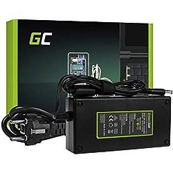 Green Cell Chargeur pour Dell Alienware 17 R1 R2 R3 R4 R5 M17 M17x R1 R2 R3 R4 R5 Precision M4600 M4700 M6400 M6500 M6600 M6700 210W 19.5V 10.8A AC Adaptateur Alimentation