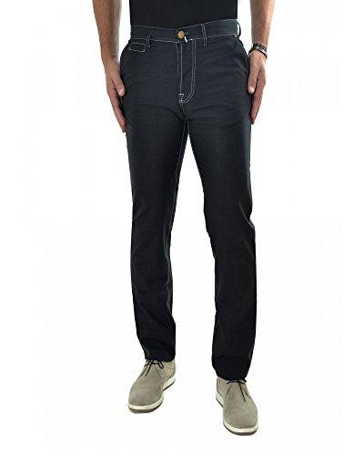 luigi-borrelli-mens-trousers-grigio-scuro-nero