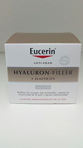 Eucerin Hyaluron Filler + Elasticity Nachtcreme 50ml