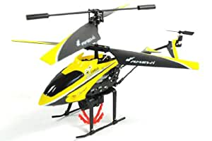 AMEWI 25089 - Firestorm Cargo 3.5 Kanal Gyro Mini Hubschrauber mit Seilwinde