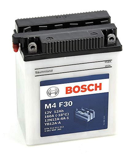 Bosch 0092M4F300 Batterie Moto