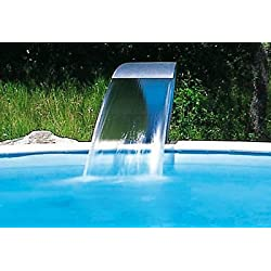 Fuente de cascada para piscina Wellness Mini los brillante – Inoxidable 304
