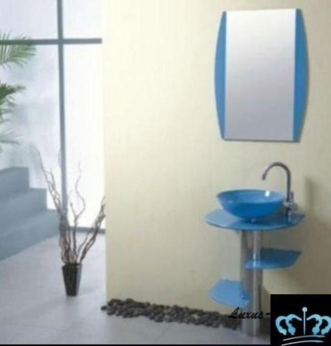 Design Glaswaschtisch LXW-8083