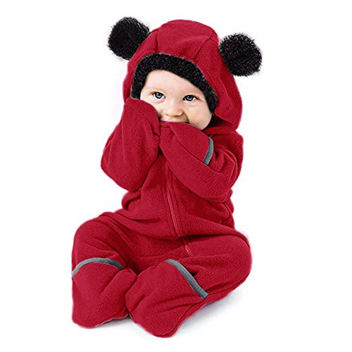 Selou kinder jumpsuit jungen mädchen overall fleece flanell Pyjama