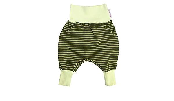 Kleine K/önige Pumphose Baby M/ädchen Jungen Hose /· Modell Skipper T/ürkis /· /Ökotex 100 Zertifiziert /· Gr/ö/ßen 50-104