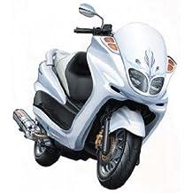 1/12 del engranaje Naked Bike No.40 Yamaha Majesty Wise (jap?