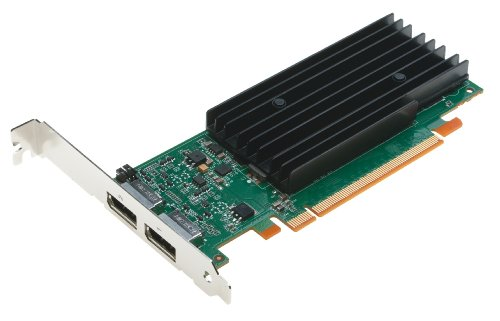PNY  Quadro NVS 295 LP Grafikkarte (PCI-e, 256MB GDDR3 Speicher, Dual Display Port, 1 GPU)