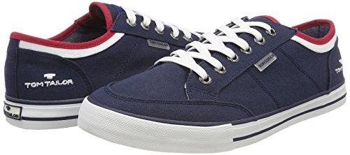 4880803, Chaussures Bateau Homme, Bleu Marine, 42 EUTom Tailor