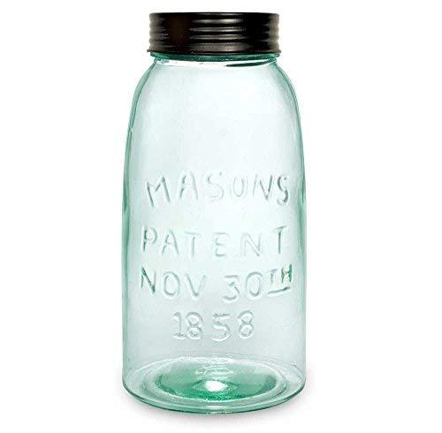 Mason Fruit Jar - Half Gallon Half Gallon by PHD - FBA Mason Fruit Jars