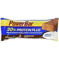 Powerbar Proteinplus 30 % Barre Nutritif Chocolat 55 X 15 Pièces