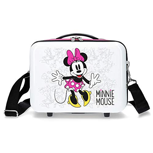 Minnie Enjoy The Day Adaptable Beauty Case