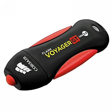 Corsair CMFVYGT3B-128GB Flash Voyager GT 128GB USB 3.0, Rapide Lecteur