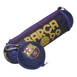 C Y P FC Barcelona Estuches, 8 cm, Multicolor