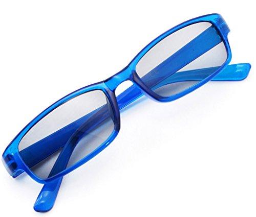 4sold Lectores de Sol Gafas de Lectura Hombres Mujeres Gafas de sol Slim Sun UV400 Reader Dioptria +0.50 +0.75 1.00 +1.5 +2.00 +2.5 +3.5 +4.00 (Blue, 2.00)