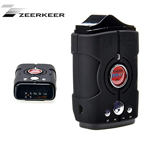 ZEERKEER GPS/Radar/Laser Speed T...