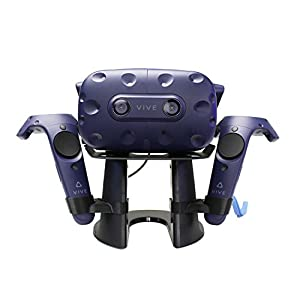 AMVR VR Ständer / Station, VR Headset Halter für HTC Vive Headset oder HTC Vive Pro Headset