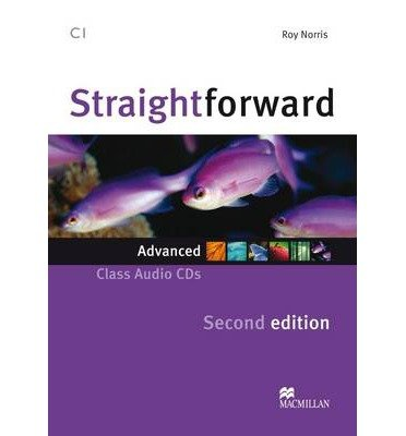[(Straightforward Second Edition Class Audio CD Advanced Level)] [Author: Roy Norris] published on (January, 2013)