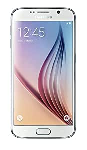 Samsung Galaxy S6 UK SIM-Free Android Smartphone - White