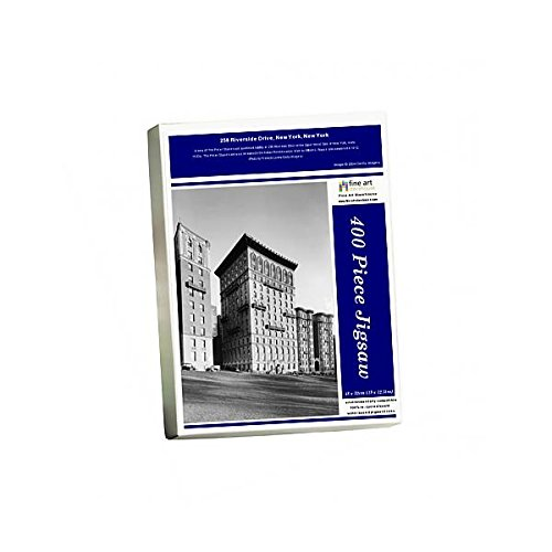 Media Storehouse 400 Piece Puzzle of 258 Riverside Drive, New York, New York (11926274)