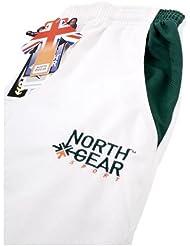 Para pantalones de críquet - infantil con forma de - Supreme - y verde