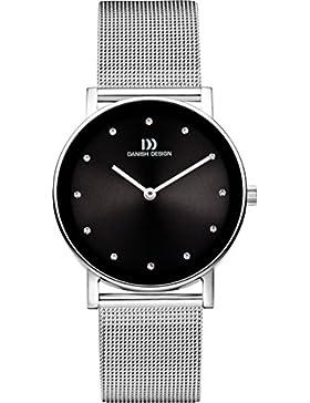 Danish Design Damen-Armbanduhr IV63Q1042 Analog Quarz Edelstahl IV63Q1042