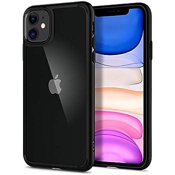 Spigen Ultra Hybrid Designed for iPhone 11 - Matte Black