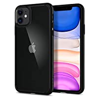 Spigen Ultra Hybrid Apple iPhone 11 Case  Matte Black