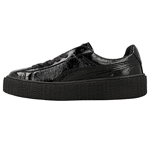 SHOES PUMA x FENTY RIHANNA CREEPER WRINKLED PATENT WOMEN Puma Black-Puma Black