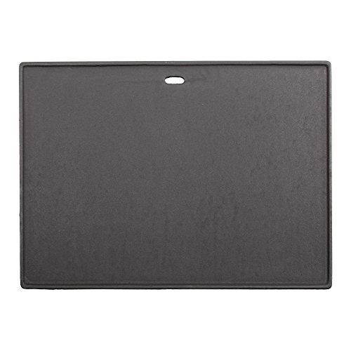 41vp GCC%2B4L - TAINO Grillplatte für Pro Serie Wendeplatte Gusseisen Pizzaplatte Gasgrill-Zubehör Universal 5kg