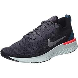 Nike Odyssey React, Zapatillas de Gimnasia para Hombre, Gris (Thunder Grey/Gun Smoke/Black/GE 007), 46 EU