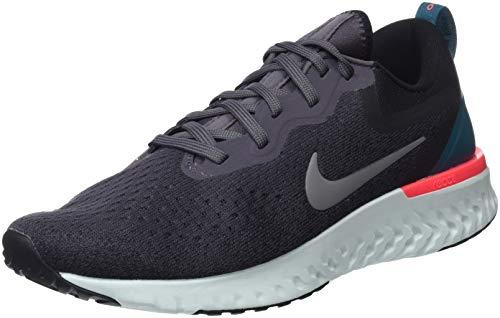 Nike Odyssey React, Zapatillas de Running para Hombre, Gris (Thunder Grey/Gun Smoke/Black/GE 007), 42 EU