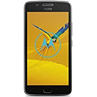 Motorola Moto G5 Smartphone (12,7 cm (5 Zoll), 2 GB RAM/16 GB, Android) Lunar Grey(Dual SIM)