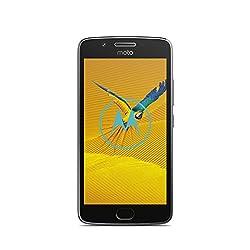 Motorola Moto G5 Smartphone (12,7 Cm (5 Zoll), 2 Gb Ram16 Gb, Android) Lunar Grey(dual Sim)