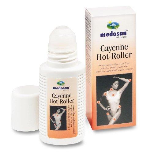 Medosan Cayenne Hot Roller 75ml