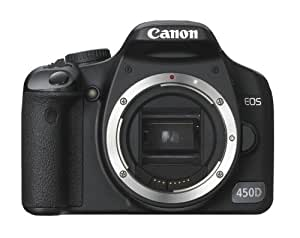 Canon EOS 450D Digital SLR Camera (Body Only)