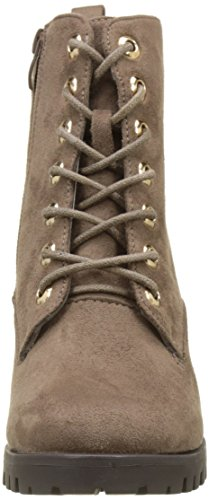 Initiale Realo, Anfibi Donna Beige (Taupe)