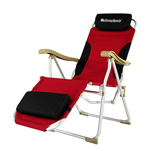 Chaises de pêche Chaise De Dossier À Domicile Chaise Pliante Chaise De Plage Chaise Multifonctionnelle La Chaise Est Ajustée À 45 Degrés Peut Supporter 120 Kg Cadeau