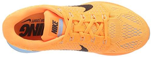 NikeLunarglide 7 - Scarpe Running Donna Arancione (Orange (Bright Citrus/Black/Td Pl Blue))