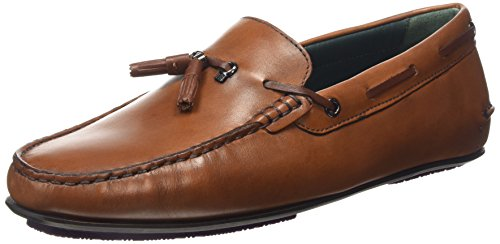 Ted Baker Muddi 3, Mocassins homme Marron (Light Brown (Chestnut))